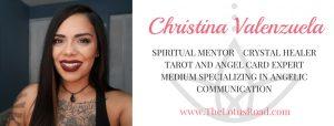 Anxiety Healing through Spirituality - Christina Valenzuela