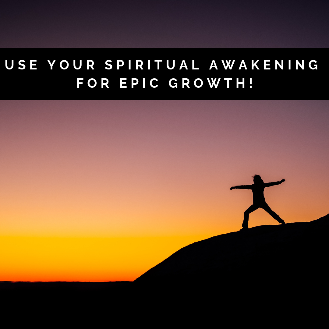 YouTube Video – Using Your Spiritual Awakening As A Catalyst For Your Growth
