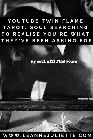Twin Flame Tarot Reading YouTube