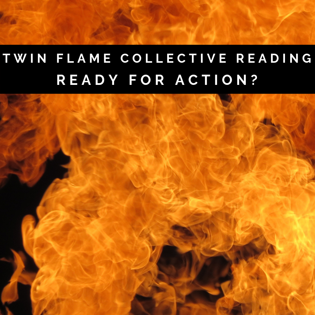 YouTube Video – Twin Flame Collective Energy Tarot Reading – Are You Ready?!